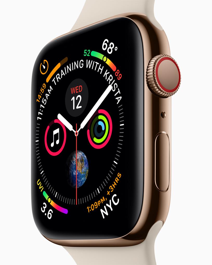Apple está doando 1.000 relógios para estudo de rastreamento de compulsão alimentar