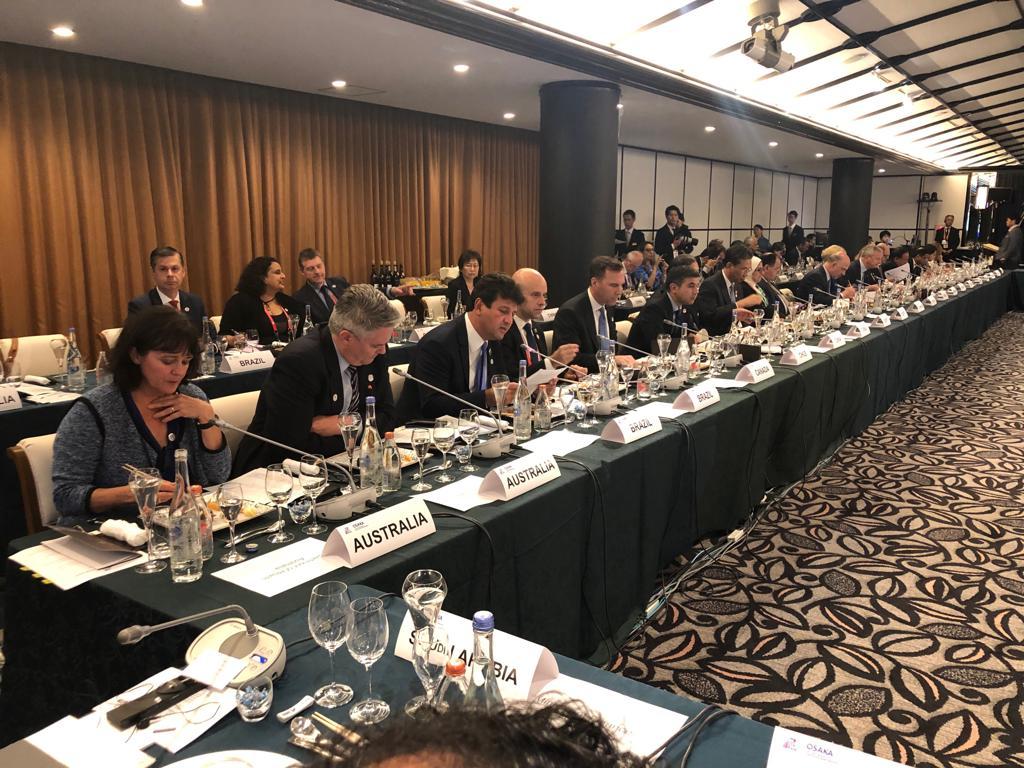 G20 reconhece importância do financiamento da saúde nos países em desenvolvimento
